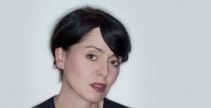 Kathrin Becker. Photo courtesy Moscow International Biennial of Young Art