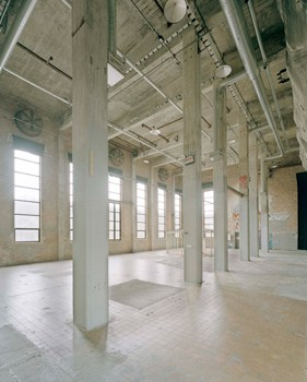 Röda Sten Konsthall, 2011. Photo: Hendrik Zeitler. Courtesy Röda Sten Konsthall
