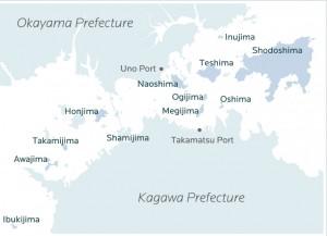 Setouchi Sea