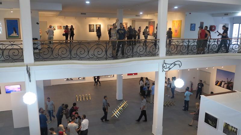 Exodus: the 4th Mediterranean Biennial of Contemporary Art ...