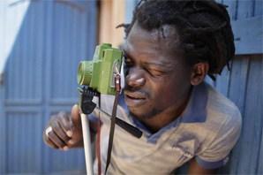 Atelier photo à Ouidah. Biennale Bénin 2012 / Afrique in Visu