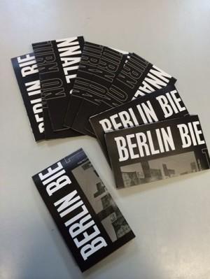 Berlin Biennale 2014 map