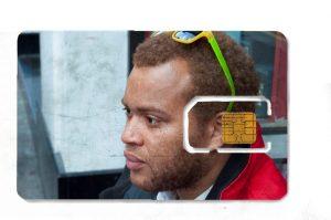 ISSAC KARIUKI, Sim Card Project, 2015 - ongoing