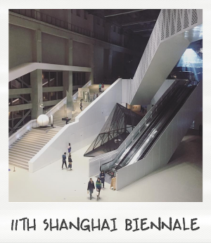 11th Shanghai Biennale