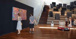 Three-Dimensional Rio International Biennial