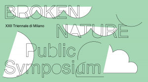 Broken Nature symposium