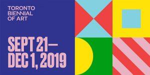 1st Toronto Biennial of Art