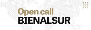 Bienalsur Open Call