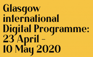 Glasgow International digital programme